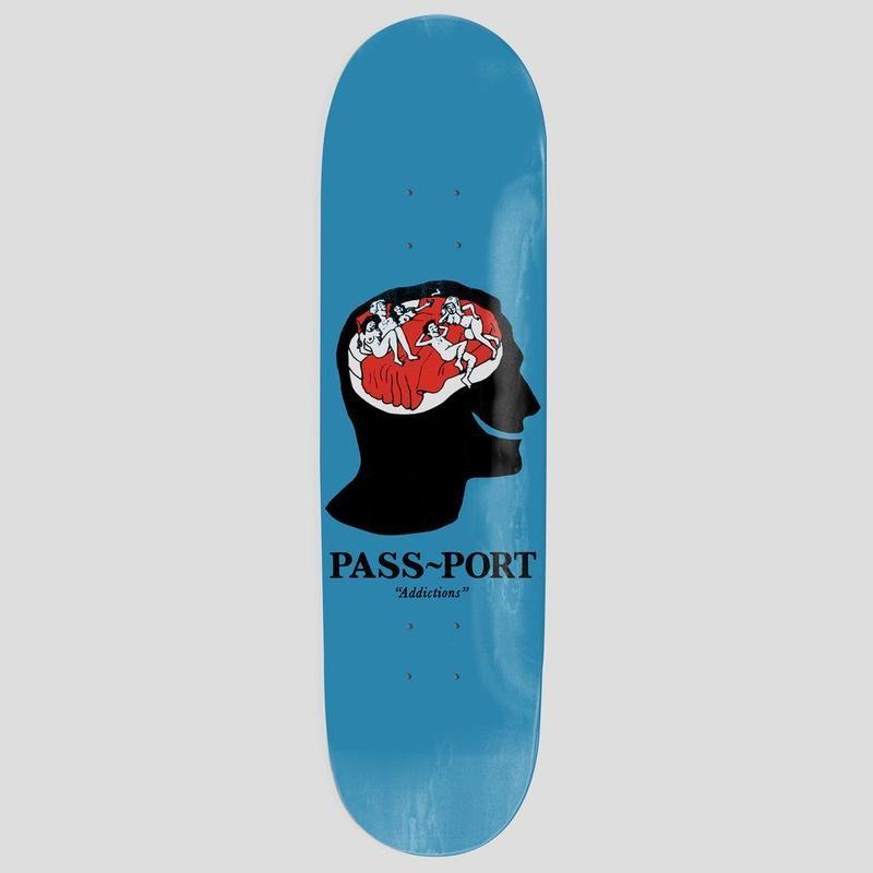 PASS~PORT  SEX ADDICTIONS DECK - 7.875