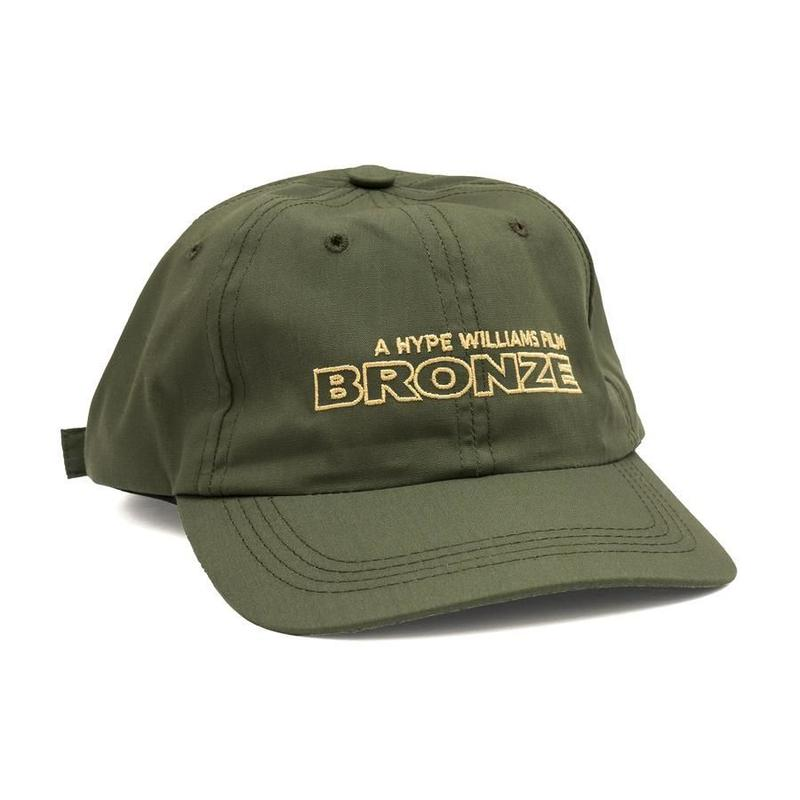 BRONZE HYPE HAT OLIVE