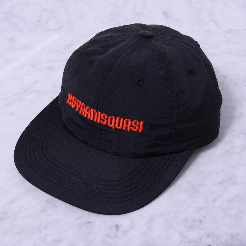QUASI Life 6P Hat [Black]