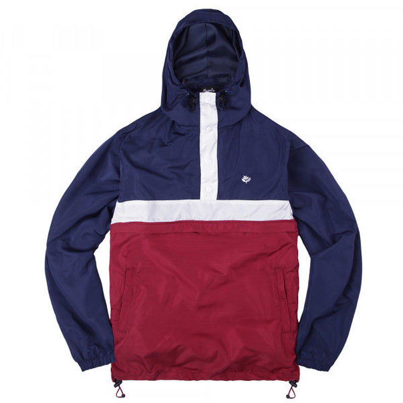 MAGENTA REPUBLIQUE JACKET - TRICOLOR