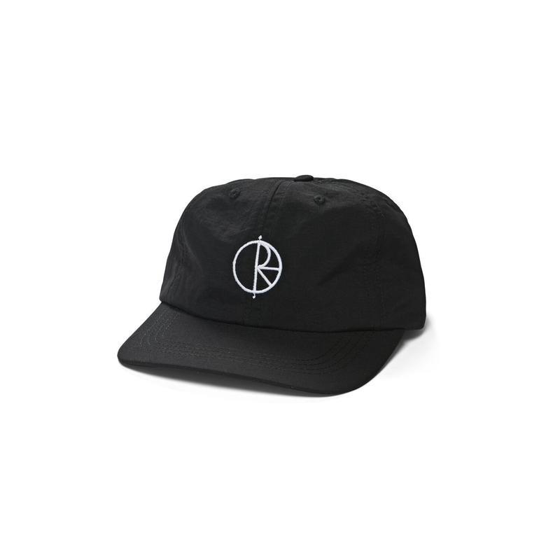 POLAR SKATE CO. LIGHTWEIGHT CAP BLACK