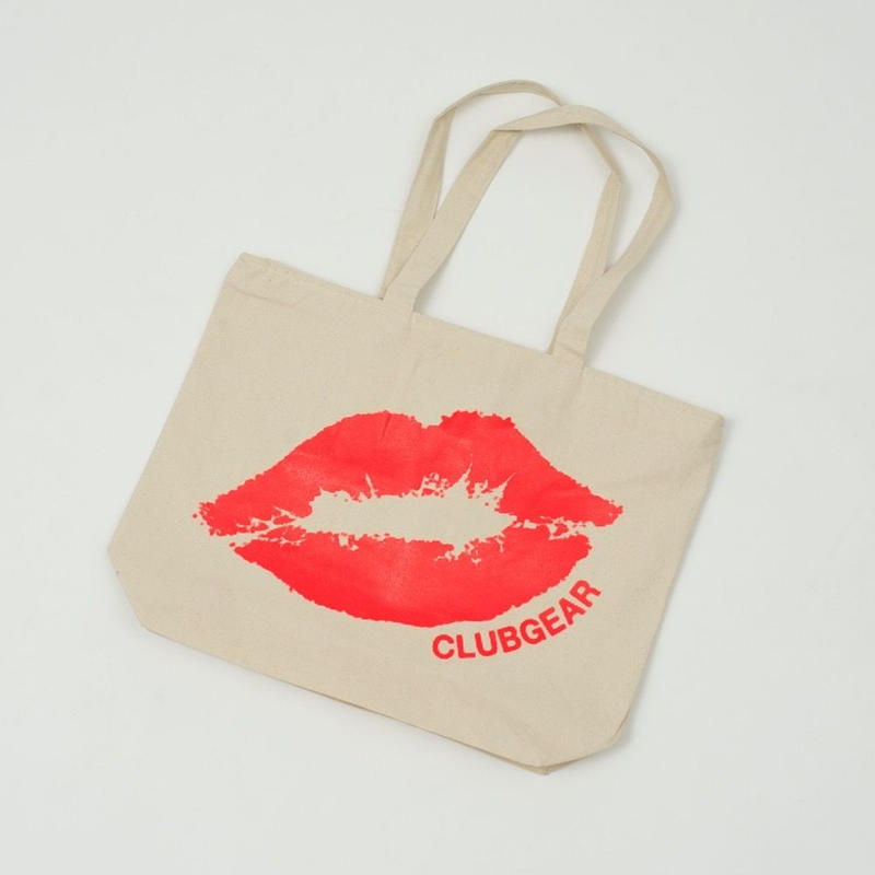 CLUBGEAR Large Canvas Tote