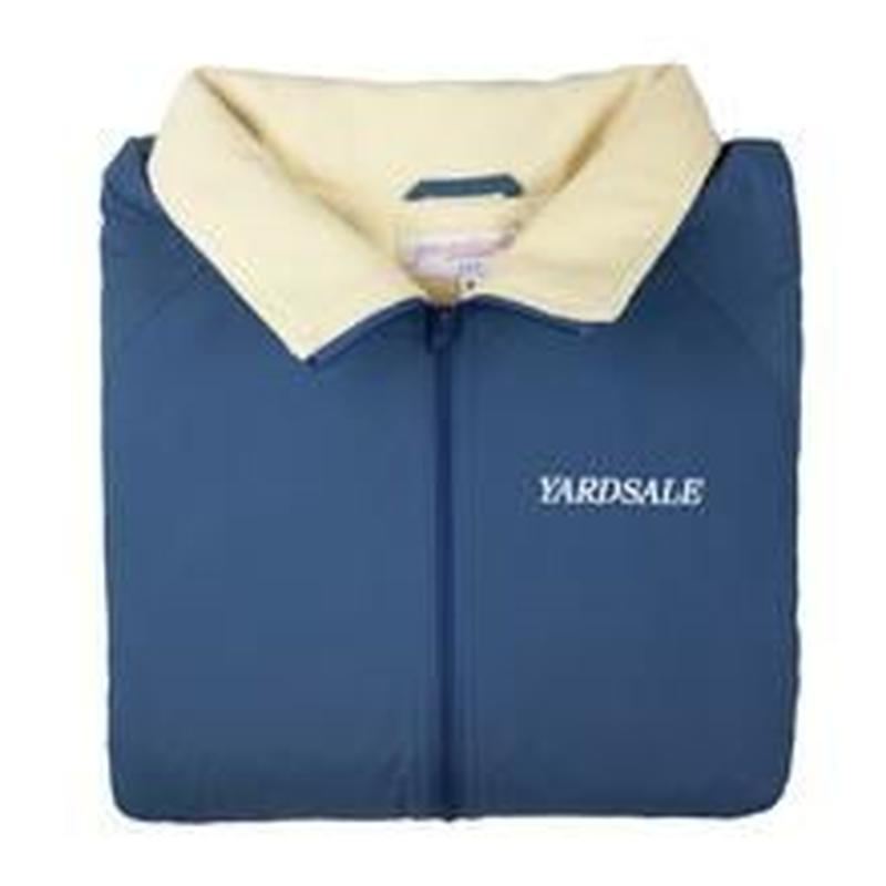 YARDSALE Stone Blue Alaska coat