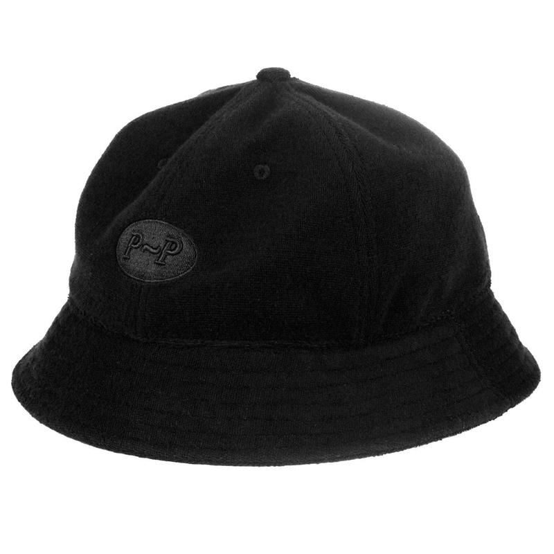 PASS PORT PILL BUCKET HAT BLACK
