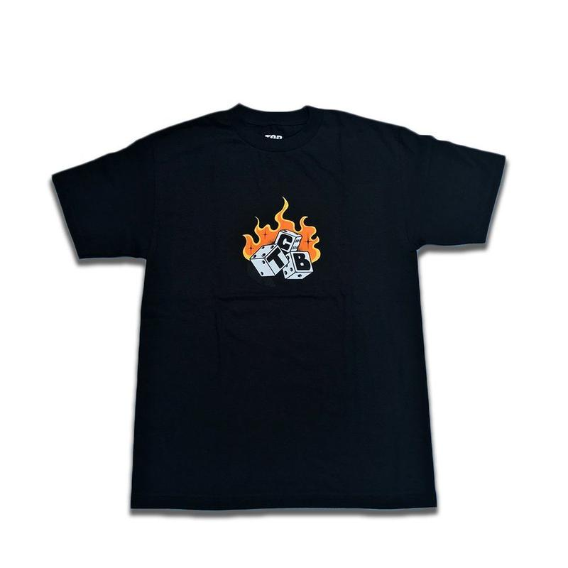 Tall Can Boyz DICE TEE BLACK