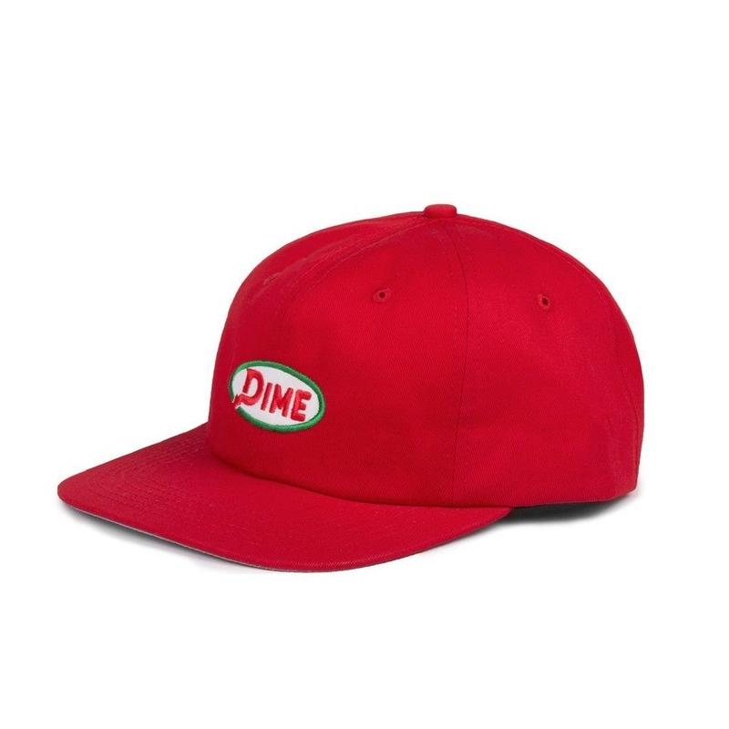 DIME GAS HAT Red