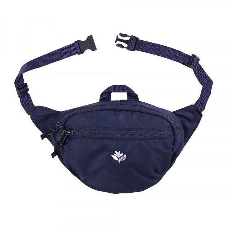 MAGENTA BANANA BAG S - NAVY
