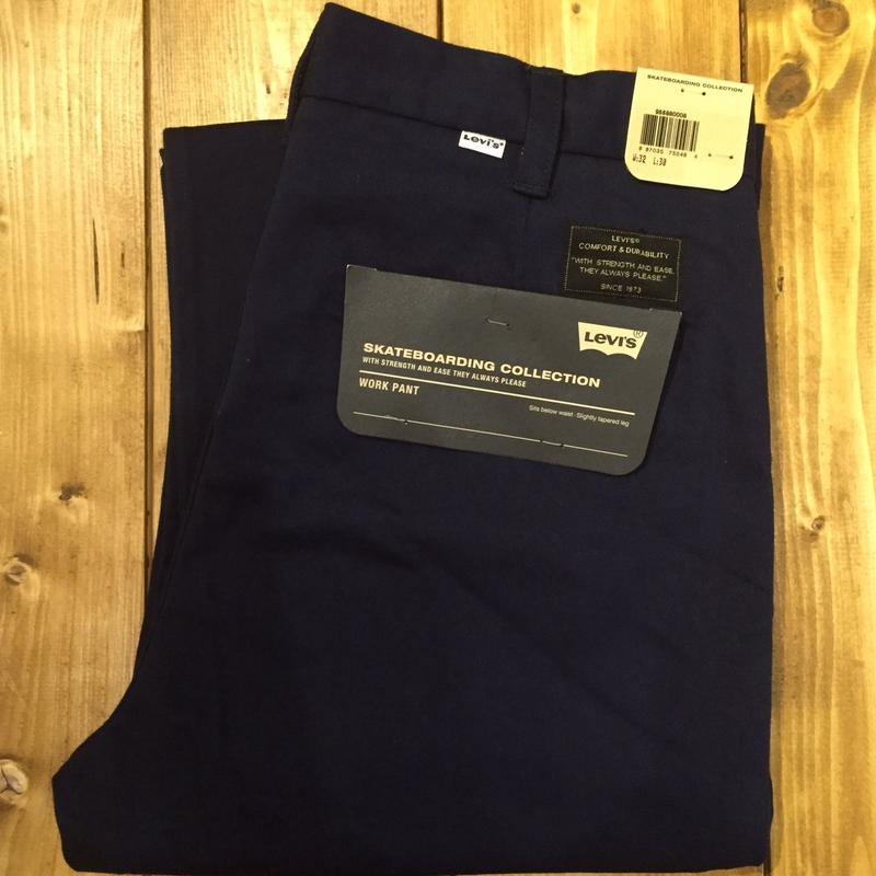 Levi's Skateboarding Skate Work Pants - Navy