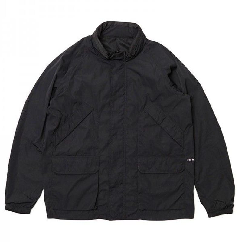 POP VENICE JACKET BLACK