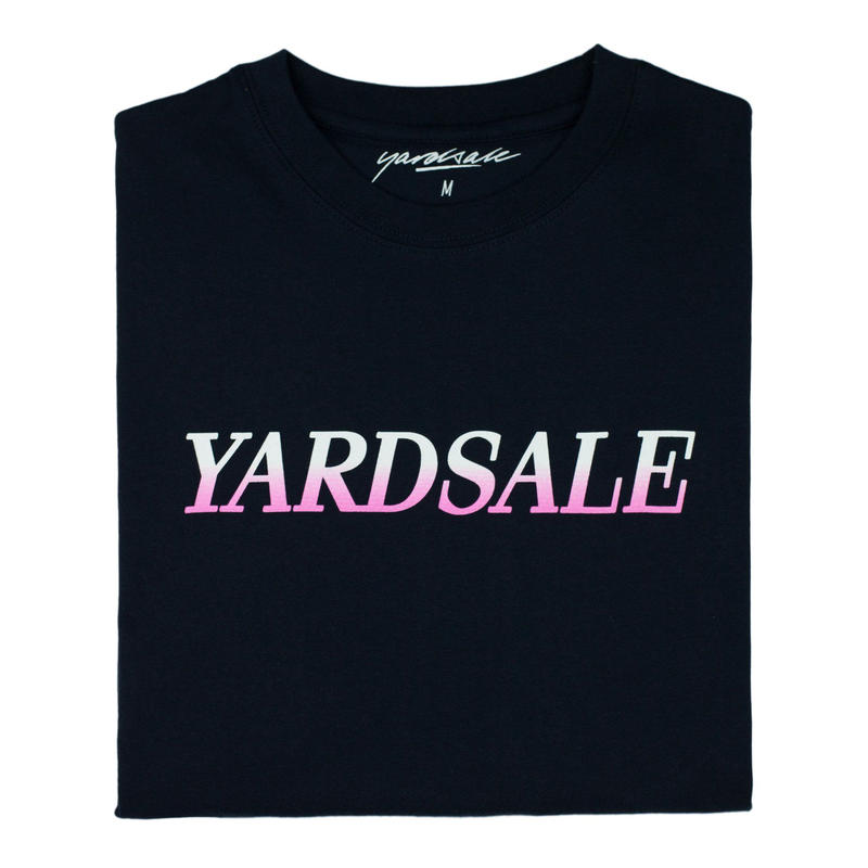 YARDSALE Fade T-shirt Dark navy