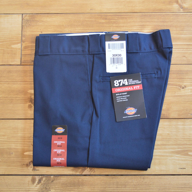 Dickies Original 874 Work Pants - Dark Navy