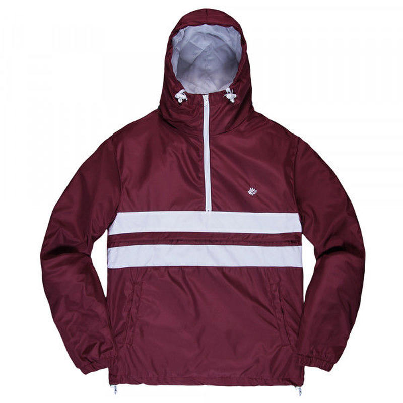 MAGENTA TOM JACKET - BURGUNDY