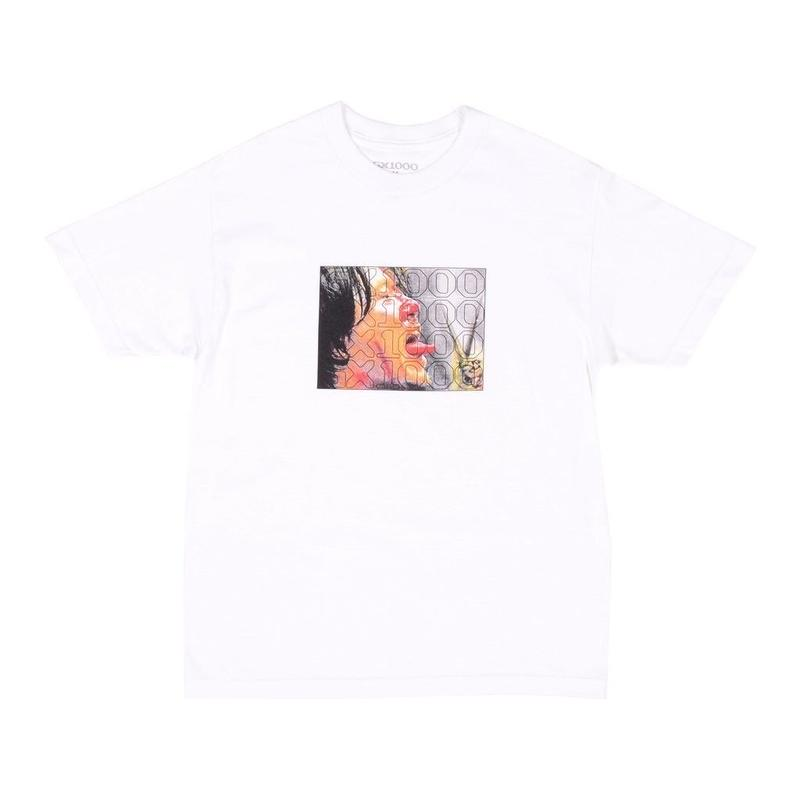GX1000 Glossectomy Tee [White]