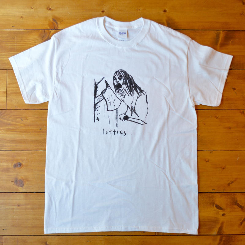 LOTTIES SHINING TEE WHITE