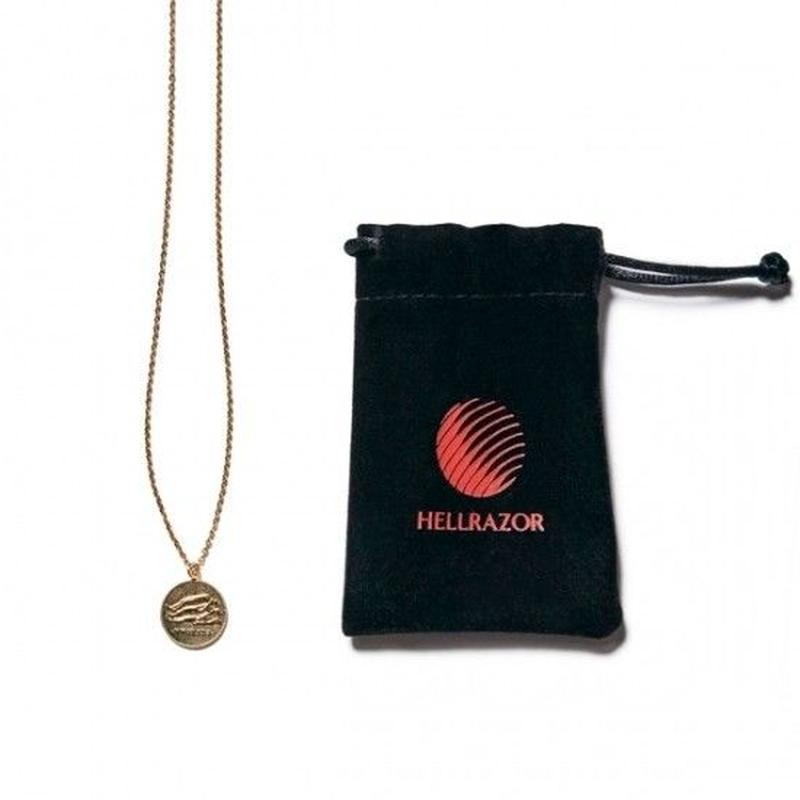 Hellrazor Next Dimension Necklace - Gold