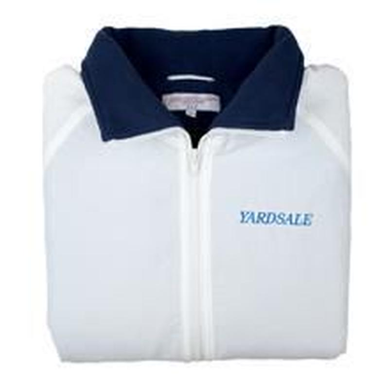 YARDSALE Snow white Alaska coat