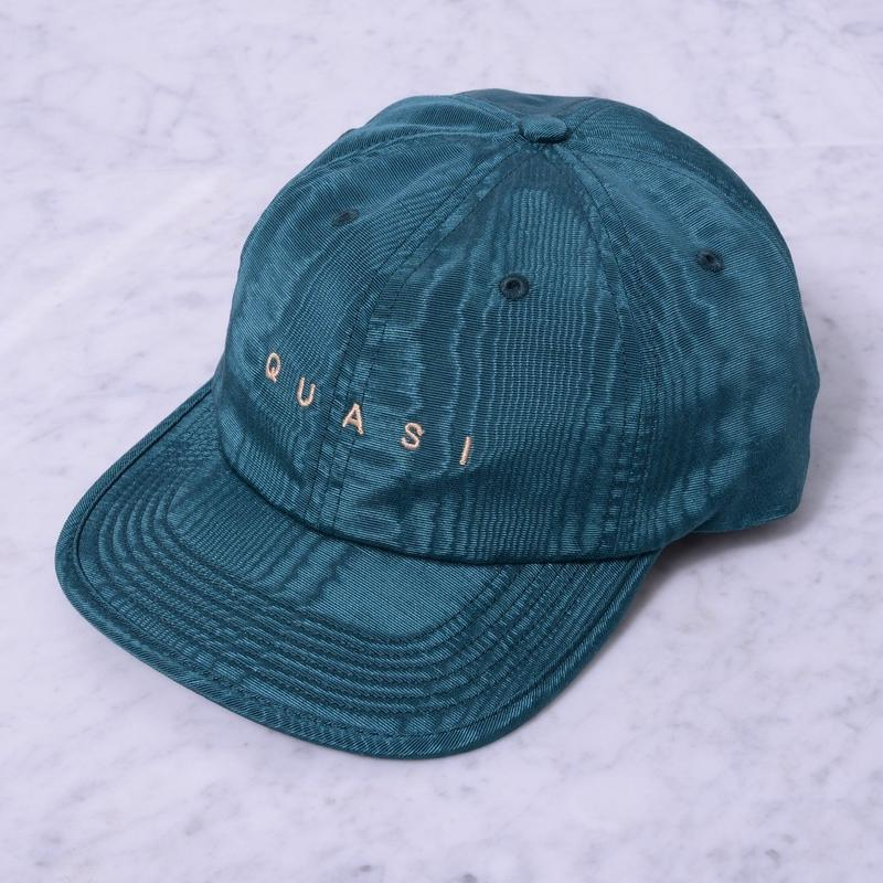 QUASI Moire 6P Hat [Forest]