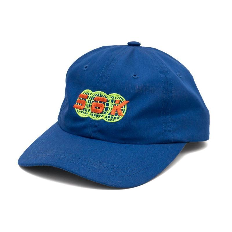 BRONZE56K 56K TECHNOLOGIES HAT BLUE