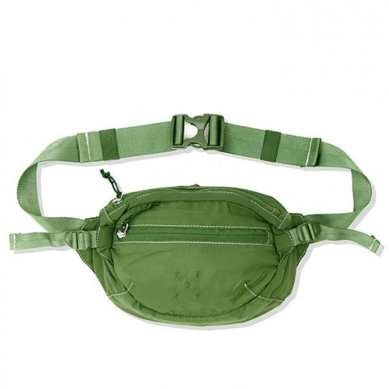 POPTRADING  HIPBAG SPORTS GREEN