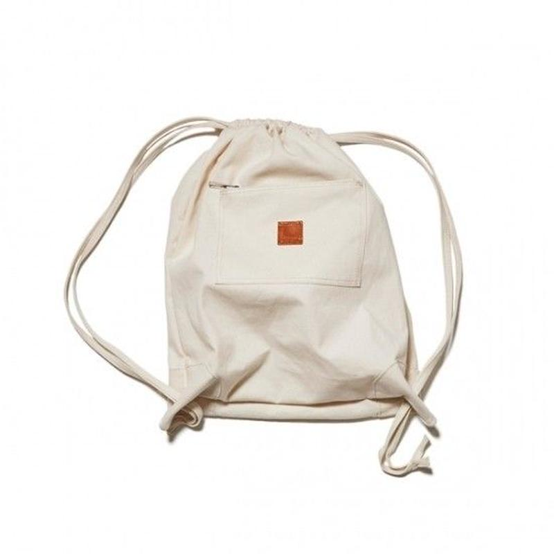 Hellrazor Duck Knapsack - Natural