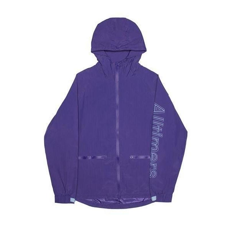 ALLTIMERS MILLI PARKA PURPLE