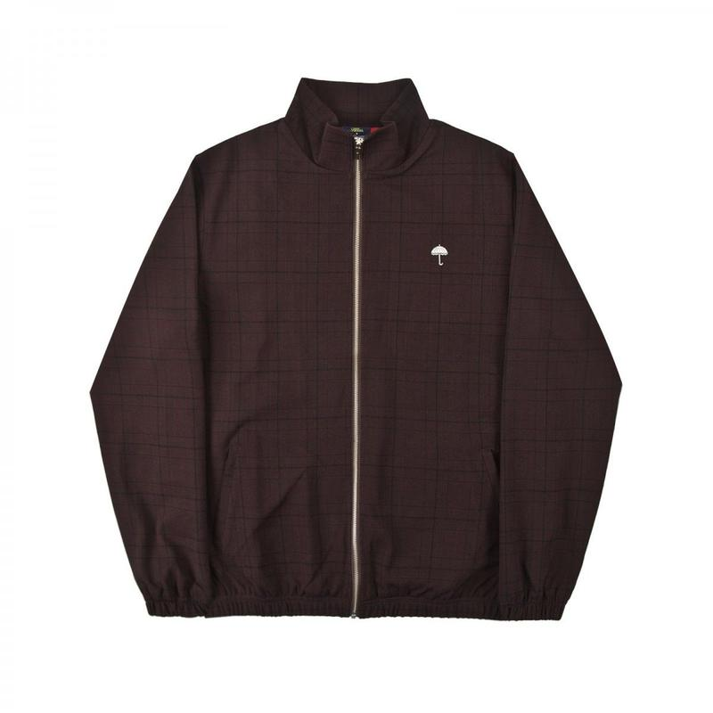 HELAS COSTARD JACKET BURGUNDY