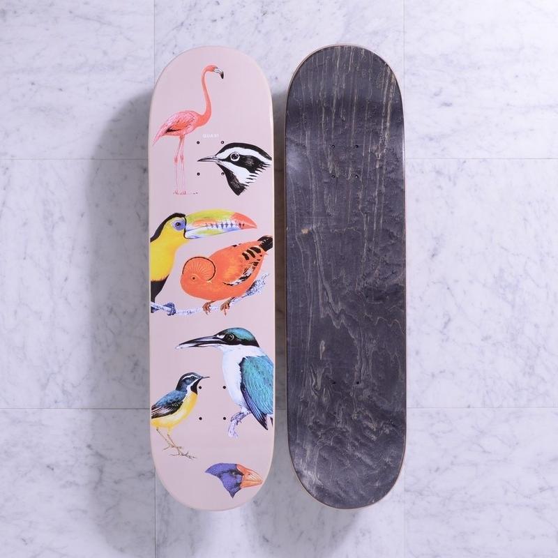 """QUASI Birdhouse [8.375""""] Peach"""