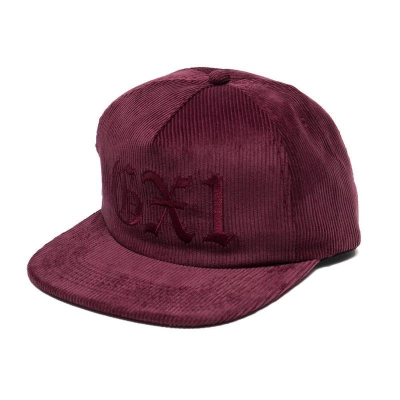 GX1000 OE SNAP CAP MAROON