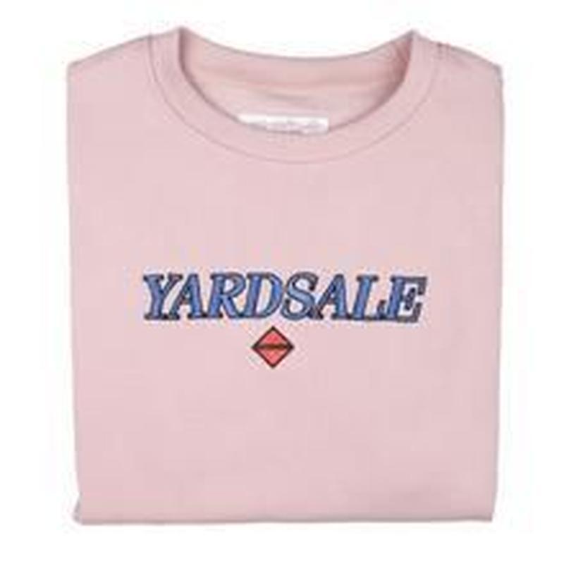 YARDSALE Pink Holme-Lacey Sweat