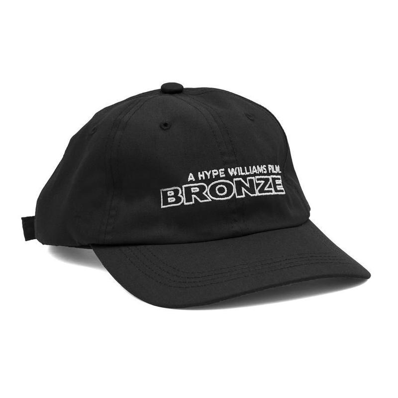 BRONZE HYPE HAT BLACK