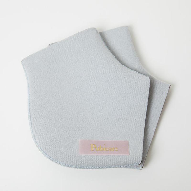 かかとソックス(シルバーグレー/ステッチ4色)