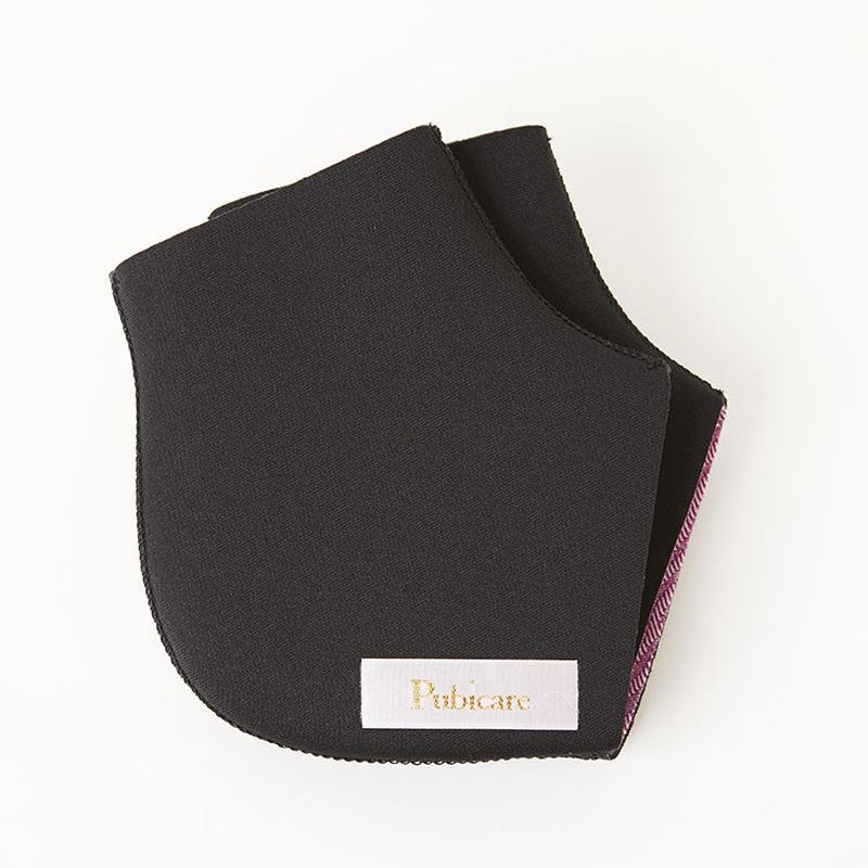 かかとソックス( 黒/ステッチ3色)