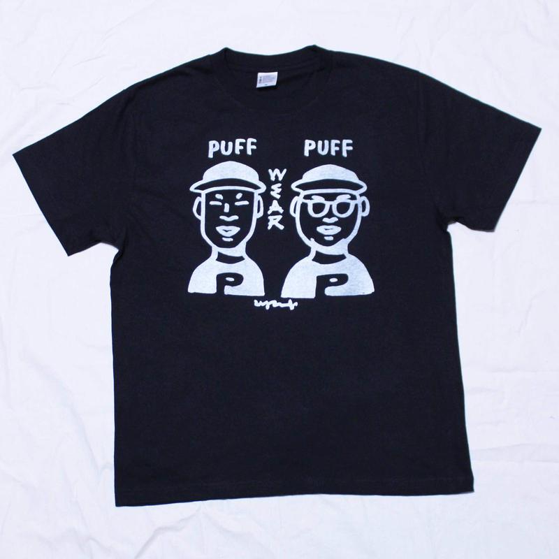 2 young boys Tee(BLACK)