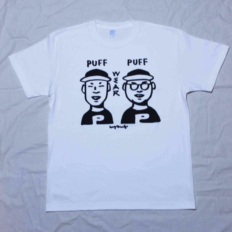 2 young boys Tee(WHITE)