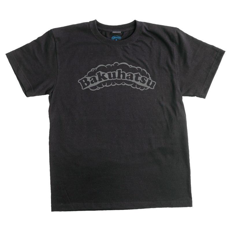 Bakuhatsu TEE (BLACK)
