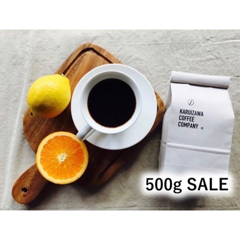 【シングルオリジン】タンザニア キリマンジャロ ムリンガ農園 中煎り 500g