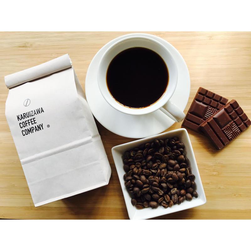 【カフェインレス】インドネシア バリ神山 中煎り 200g
