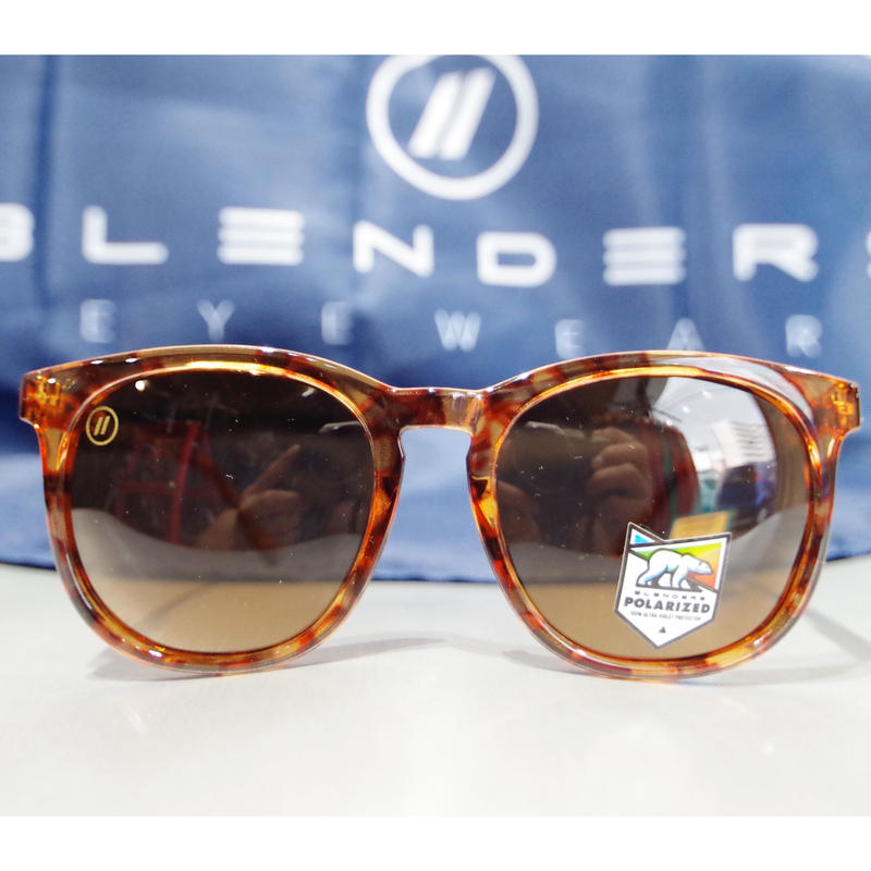Blenders Eyewear TIGER BOURBON POLARIZED