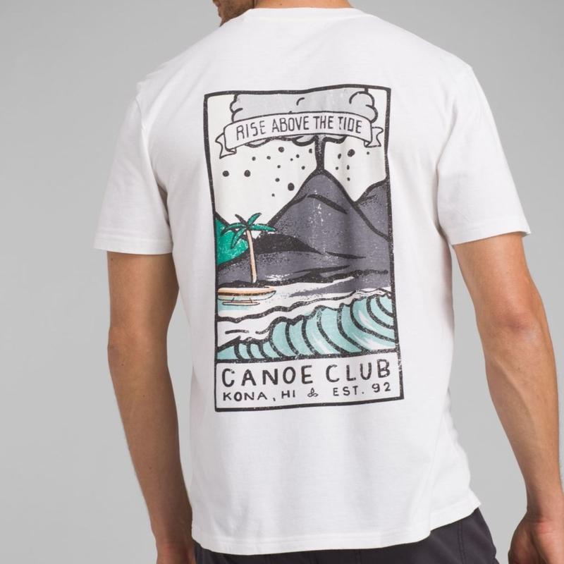 PRANA KonaZona T-Shirt White