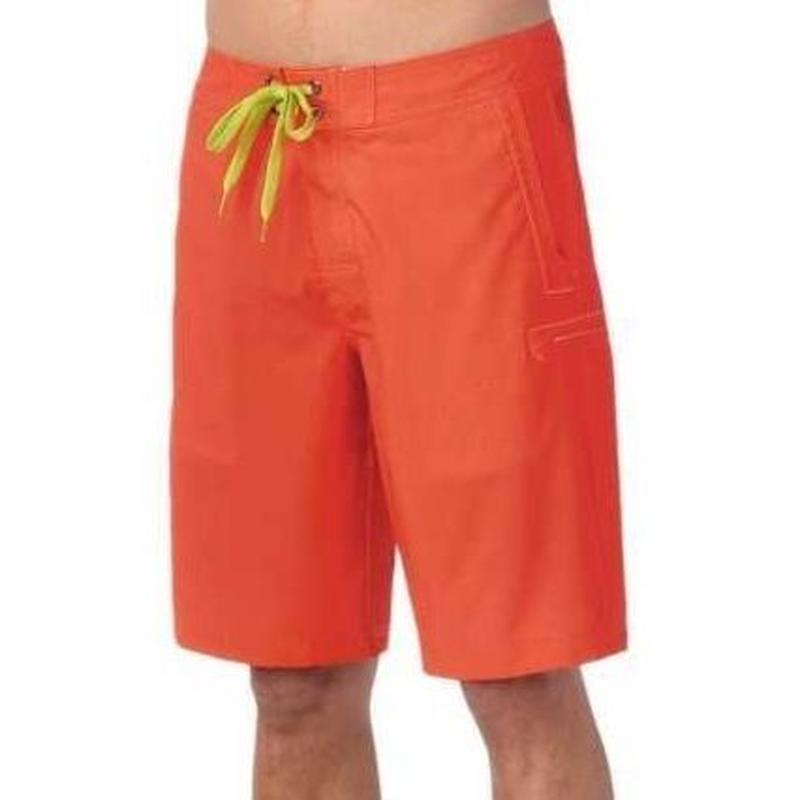 PRANA BEACON SHORT Electric Orange