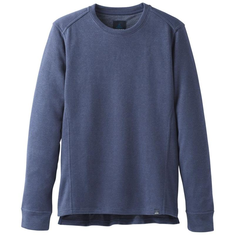 PRANA Norcross Long Sleeve Crew Sweat