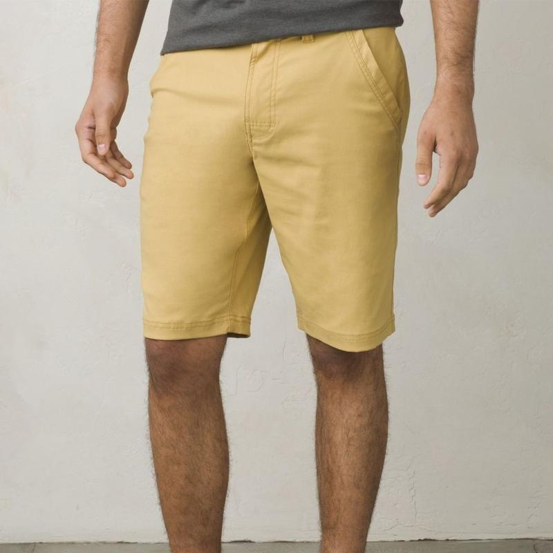 PRANA Zion Chino Short Sand Piper