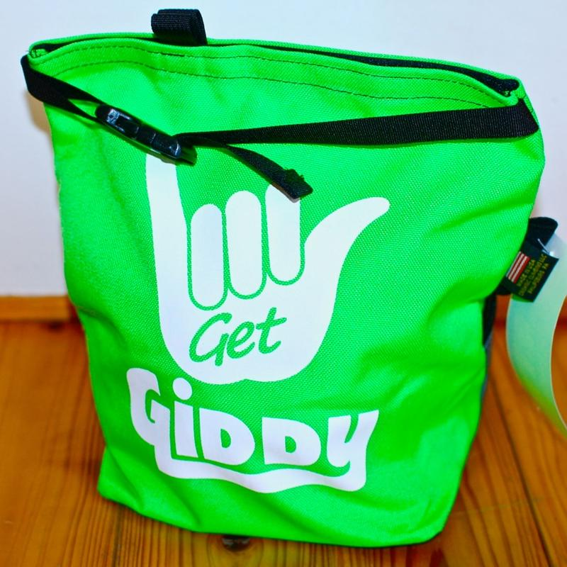 GIDDY & ORGANIC Collaboration Chark Bucket