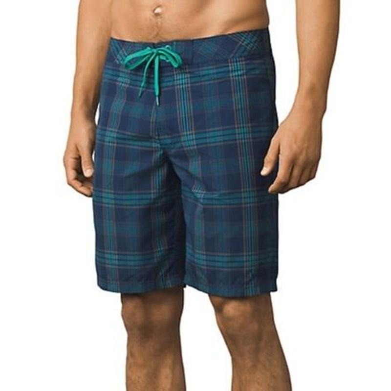 PRANA EL PORTO SHORT Blue