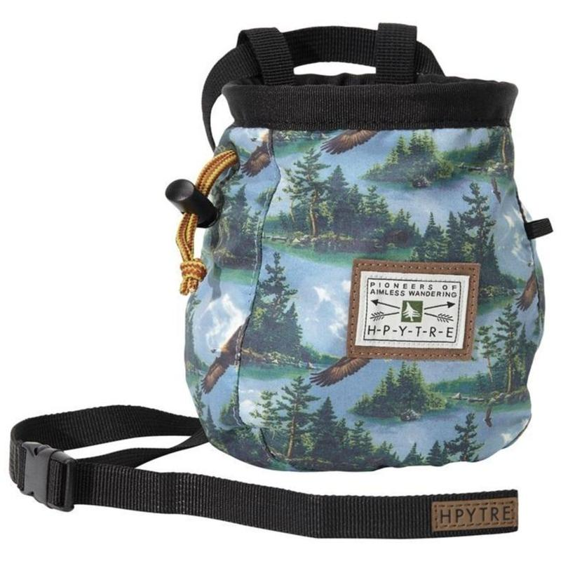 HIPPY TREE FREEDOM CHALK BAG