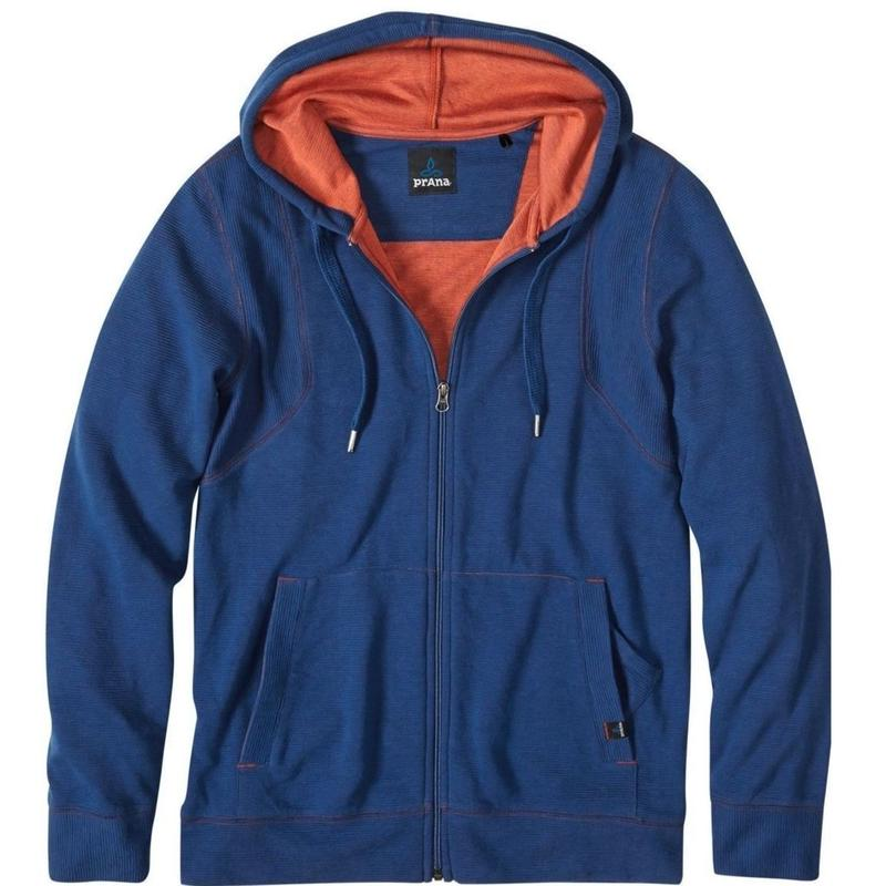 PRANA Barringer Full Zip