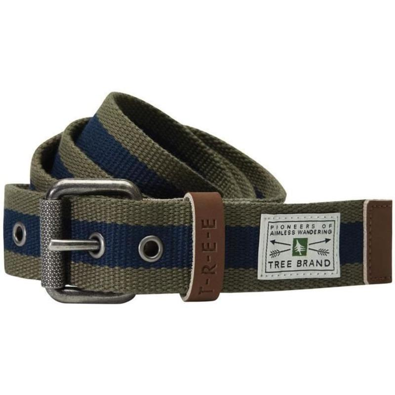 HIPPY TREE PLATONE BELT ARMY