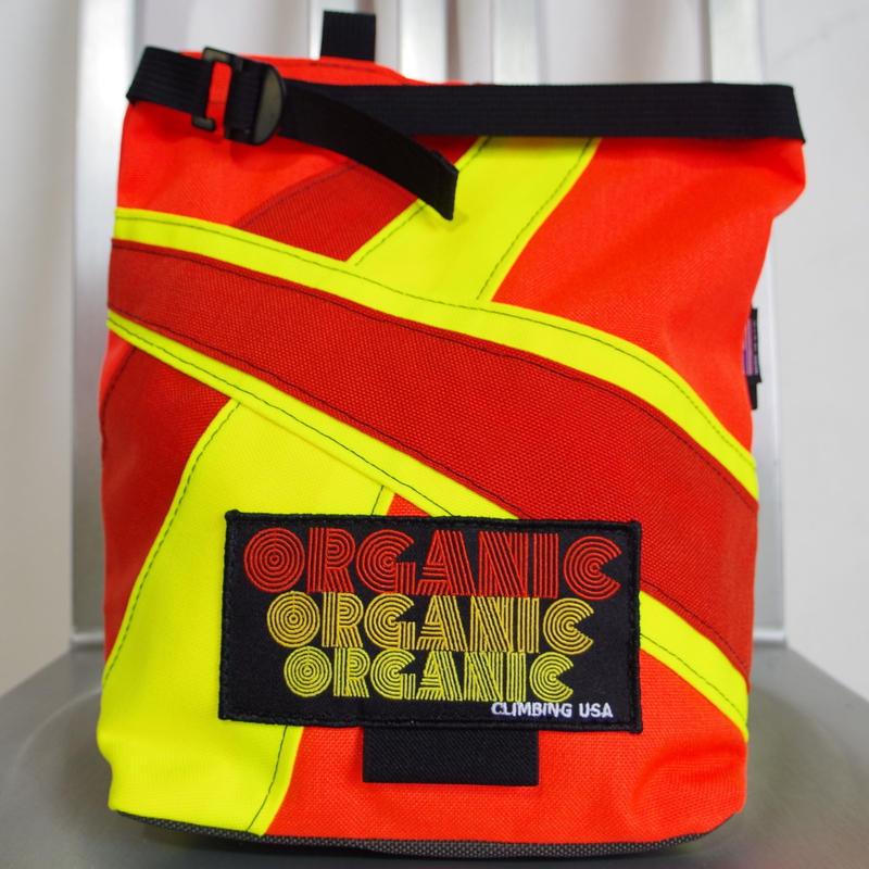 ORGANIC CLIMBING Lunch Chalk Bag