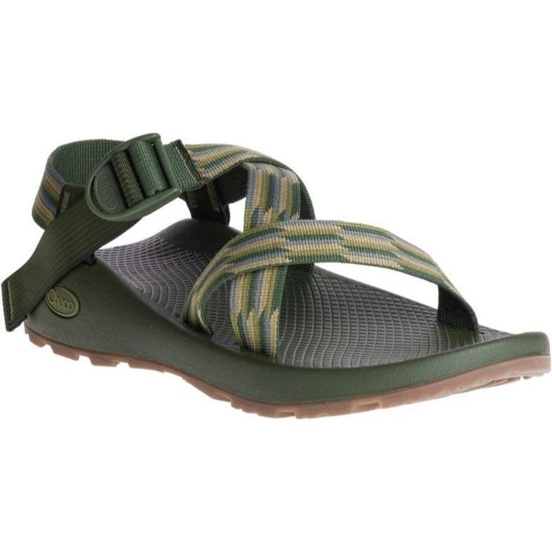 CHACO M's  Z1 CLASSIC Accordion Green