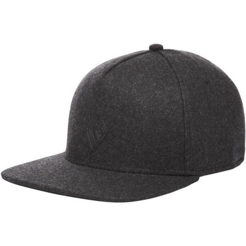 BLACK DIAMOND WOOL TRACKER HAT